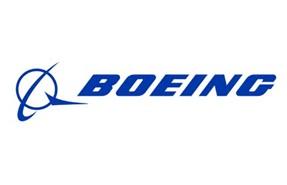 Boeing Logo (White Background)
