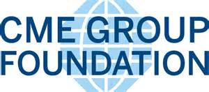 CME Group Foundation Logo (White Background)