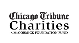 Chicago Tribune Charities, A McCormick Foundation (White Background)