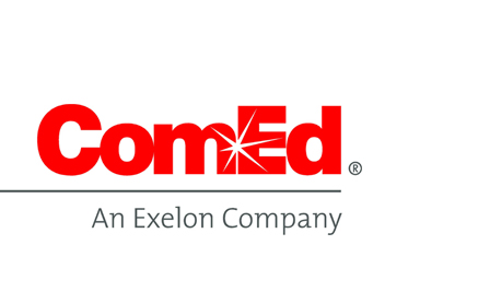 ComEd Logo (White Background)