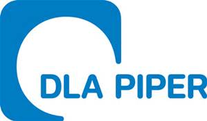 DLA Piper US LLP Logo (White Background)