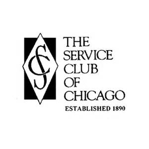 Service Club of Chicago (White Background)