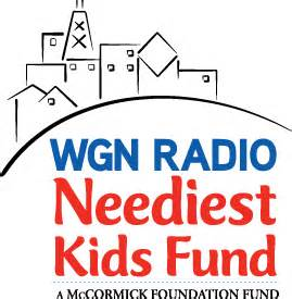 WGN Neediest Kids Fund, A McCormick Foundation (White Background)
