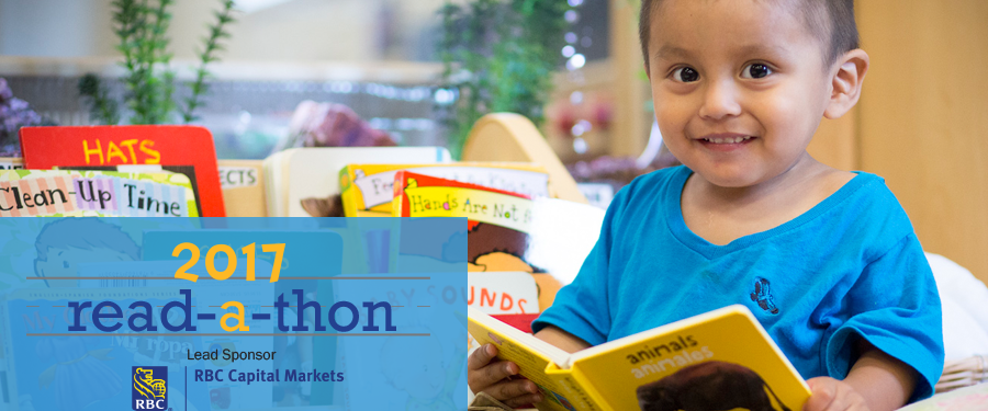 Christopher House read a thon will take place March 1-17 at all of our campuses.